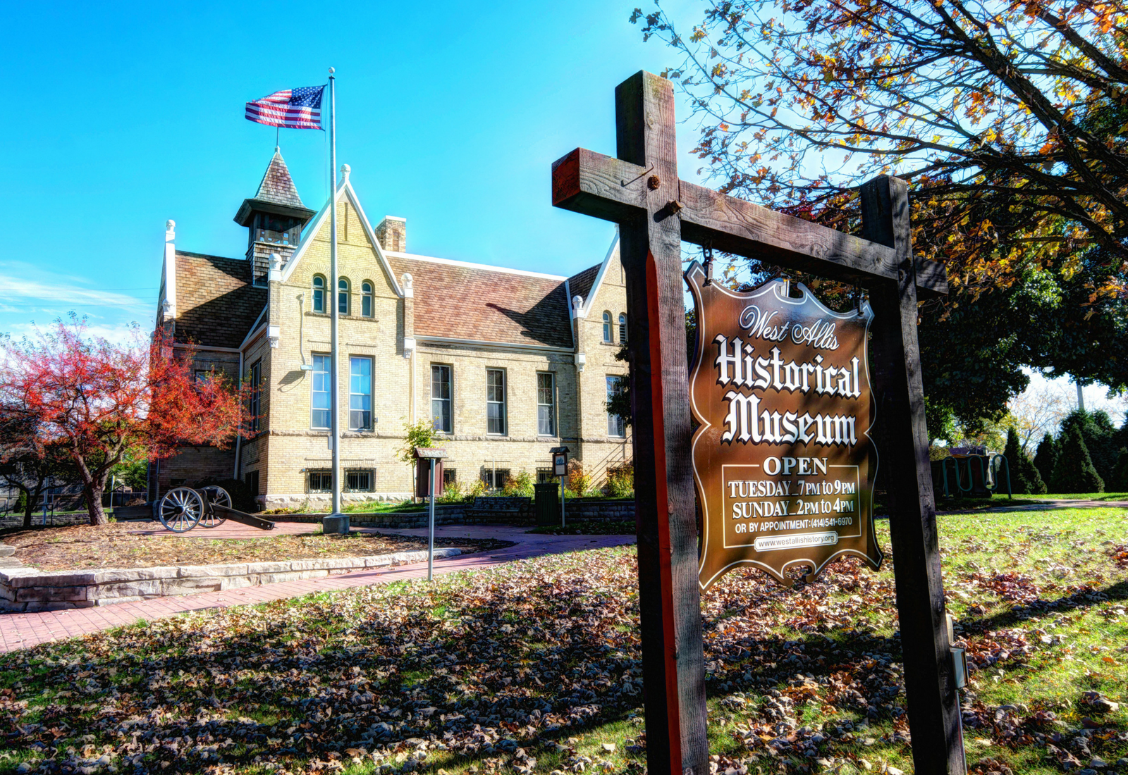 photo of west allis historical museum